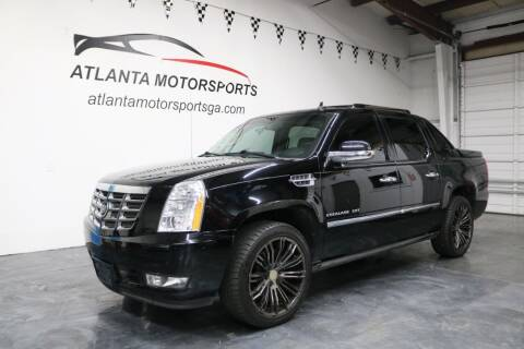 2013 Cadillac Escalade EXT for sale at Atlanta Motorsports in Roswell GA