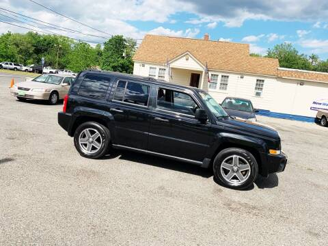 2008 Jeep Patriot for sale at New Wave Auto of Vineland in Vineland NJ