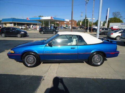 1992 Pontiac Sunbird for sale at Tom Cater Auto Sales in Toledo OH