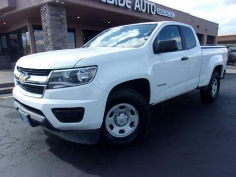 2018 Chevrolet Colorado for sale at Lakeside Auto Brokers Inc. in Colorado Springs CO
