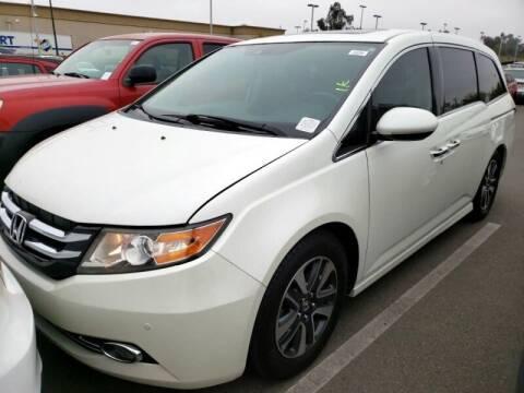 2014 Honda Odyssey for sale at REVEURO in Las Vegas NV