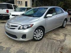 2012 Toyota Corolla for sale at Popular Imports Auto Sales in Gainesville FL