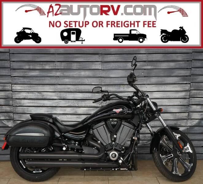 2016 Victory Vegas for sale at AZautorv.com in Mesa AZ