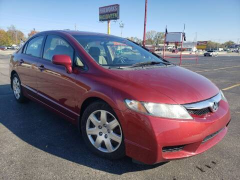 2010 Honda Civic for sale at speedy auto sales in Indianapolis IN