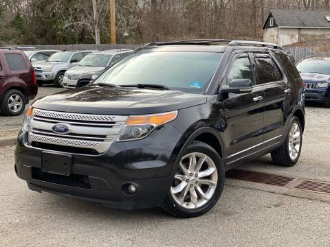 2012 Ford Explorer for sale at AMA Auto Sales LLC in Ringwood NJ