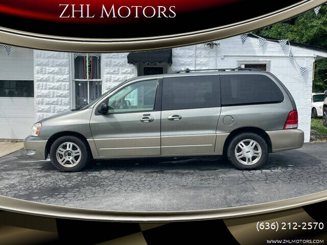 2004 Ford Freestar for sale at ZHL Motors in House Springs MO