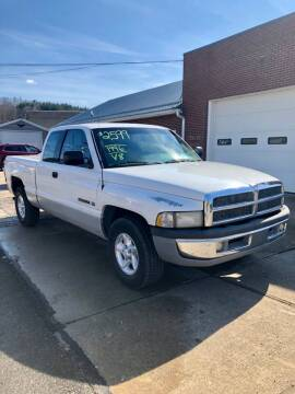 1996 Dodge Ram Pickup 1500 for sale at Stephen Motor Sales LLC in Caldwell OH