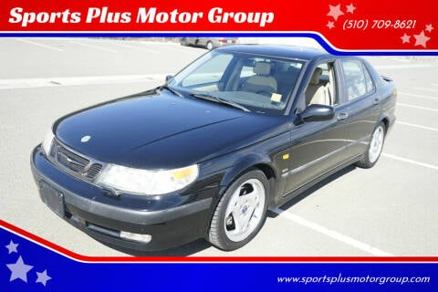 2000 Saab 9-5 for sale at Sports Plus Motor Group LLC in Sunnyvale CA