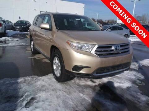 2012 Toyota Highlander for sale at Monster Cars in Pompano Beach FL