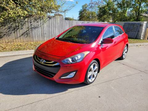 2013 Hyundai Elantra GT for sale at Harold Cummings Auto Sales in Henderson KY
