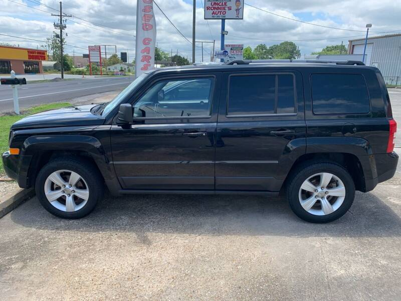 2014 Jeep Patriot for sale at Uncle Ronnie's Auto LLC in Houma LA