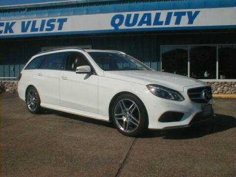 2015 Mercedes-Benz E-Class for sale at Dick Vlist Motors, Inc. in Port Orchard WA