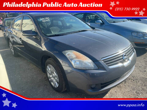 2009 Nissan Altima for sale at Philadelphia Public Auto Auction in Philadelphia PA