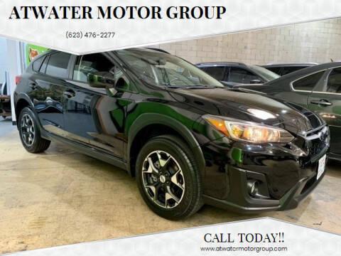 2018 Subaru Crosstrek for sale at Atwater Motor Group in Phoenix AZ