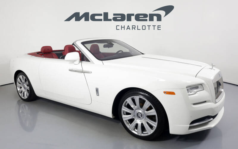 2017 Rolls-Royce Dawn for sale in Charlotte, NC