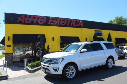 2018 Ford Expedition MAX for sale at Auto Exotica in Red Bank NJ