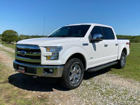 2015 Ford F-150 for sale at TINKER MOTOR COMPANY in Indianola OK