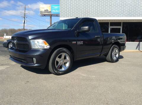 2014 RAM Ram Pickup 1500 for sale at Darryl's Trenton Auto Sales in Trenton TN
