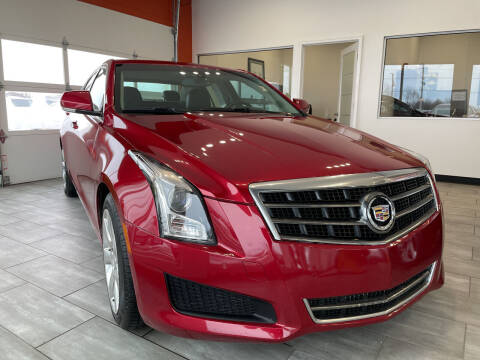 2013 Cadillac ATS for sale at Evolution Autos in Whiteland IN