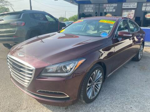 2017 Genesis G80 for sale at Cow Boys Auto Sales LLC in Garland TX