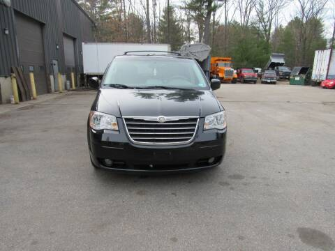 2010 Chrysler Town and Country for sale at Heritage Truck and Auto Inc. in Londonderry NH