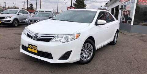 2014 Toyota Camry for sale at GPS Motors in Denver CO