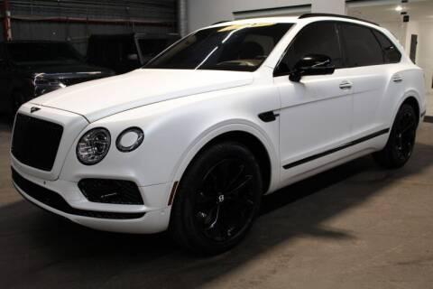 2017 Bentley Bentayga for sale at ESPI Motors in Houston TX