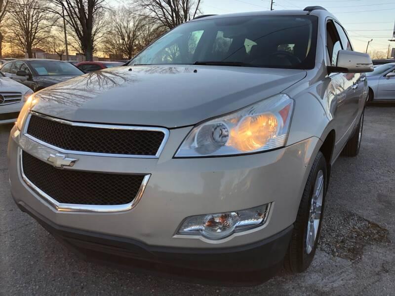 2011 Chevrolet Traverse for sale at Atlantic Auto Sales in Garner NC