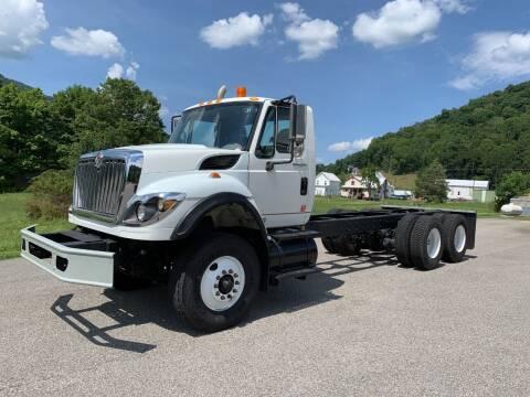 2009 International 7600 for sale at Henderson Truck & Equipment Inc. in Harman WV