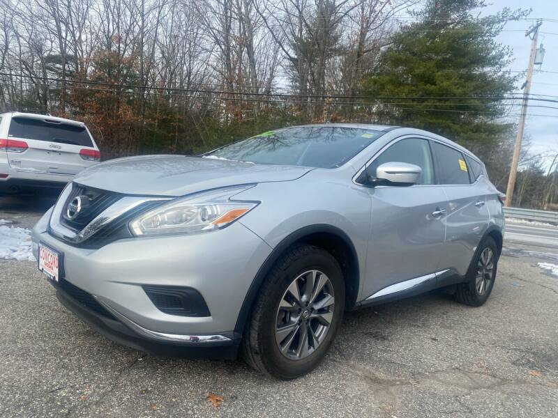 2016 Nissan Murano for sale at Royal Crest Motors in Haverhill MA