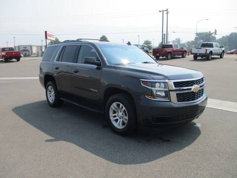 2016 Chevrolet Tahoe for sale at West Motor Company in Hyde Park UT