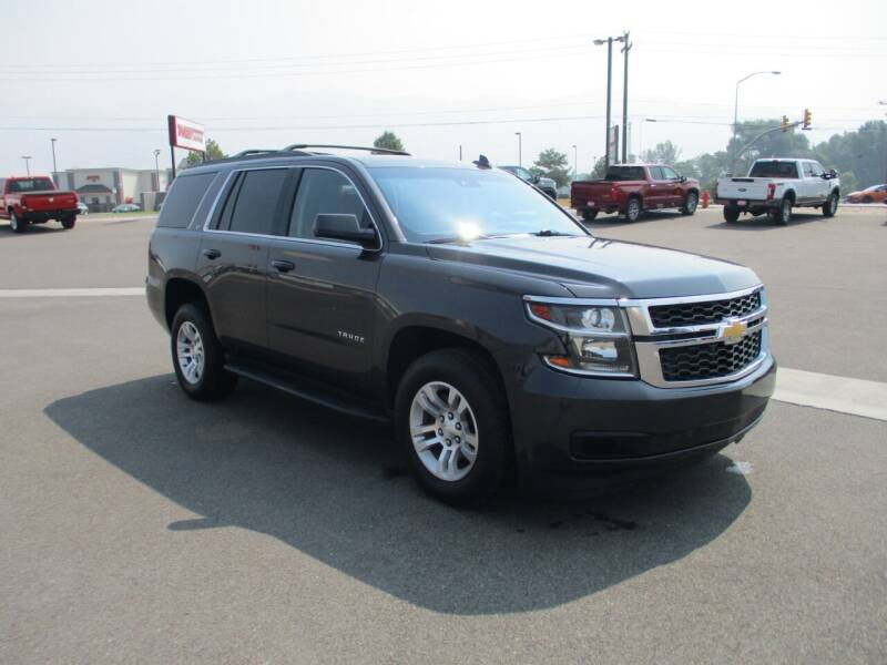 2016 Chevrolet Tahoe for sale at West Motor Company in Preston ID