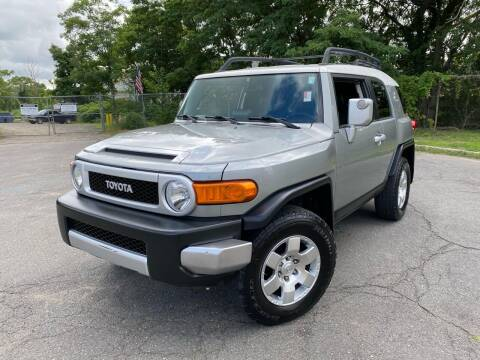 2010 Toyota FJ Cruiser for sale at JMAC IMPORT AND EXPORT STORAGE WAREHOUSE in Bloomfield NJ