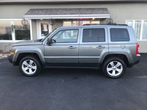 2014 Jeep Patriot for sale at DOOR PENINSULA SALES & STORAGE LTD in Sturgeon Bay WI