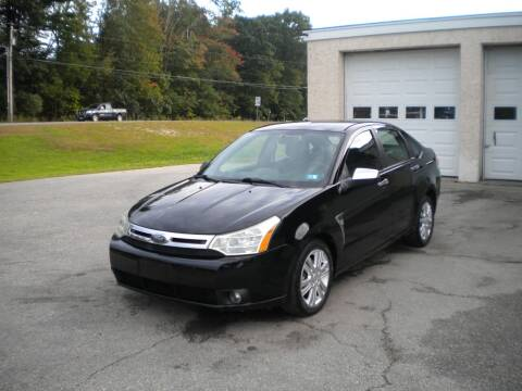 2008 Ford Focus for sale at Route 111 Auto Sales in Hampstead NH