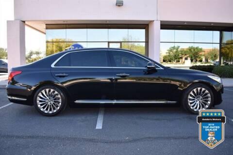 2017 Genesis G90 for sale at GOLDIES MOTORS in Phoenix AZ