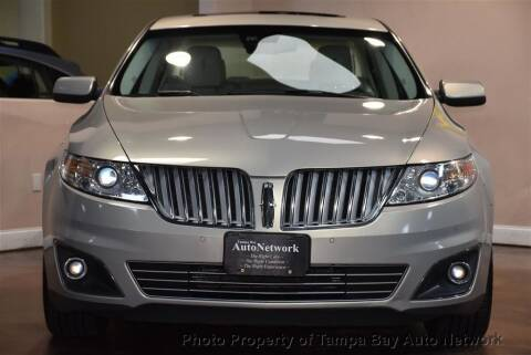 2009 Lincoln MKS for sale at Tampa Bay AutoNetwork in Tampa FL