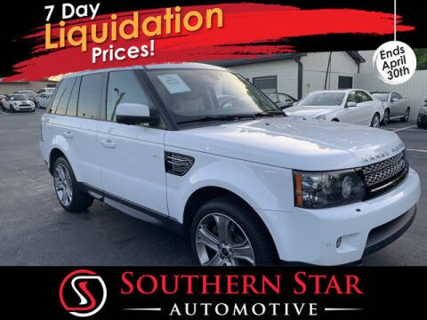 2013 Land Rover Range Rover Sport for sale at Southern Star Automotive, Inc. in Duluth GA