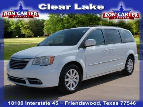 2014 Chrysler Town and Country for sale at Ron Carter  Clear Lake Used Cars in Houston TX