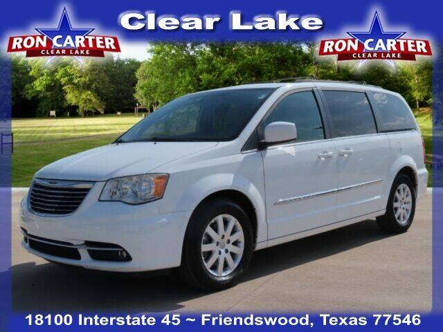2014 Chrysler Town and Country for sale in Houston, TX