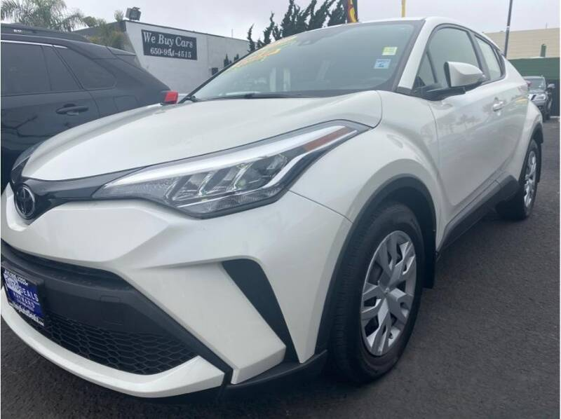 2020 Toyota C-HR for sale at AutoDeals in Daly City CA