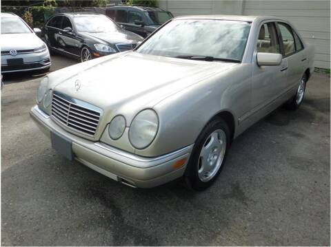 1997 Mercedes-Benz E-Class for sale at Klean Carz in Seattle WA