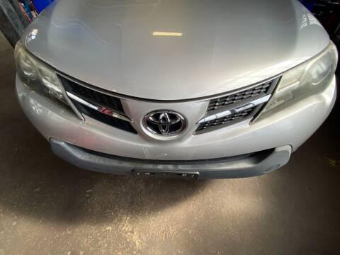 2014 Toyota RAV4 for sale at AR's Used Car Sales LLC in Danbury CT