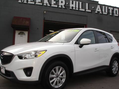 2013 Mazda CX-5 for sale at Meeker Hill Auto Sales in Germantown WI