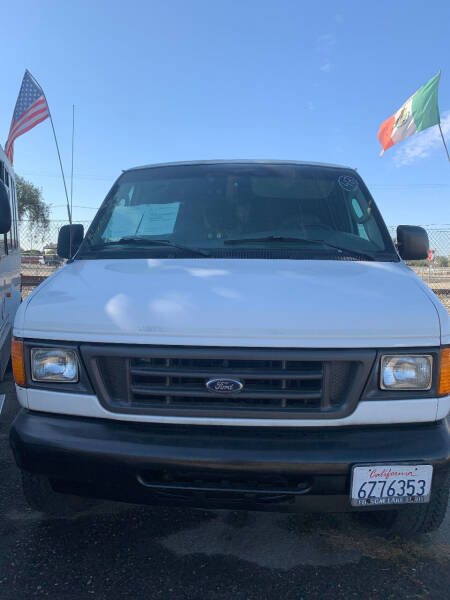 2004 Ford E-Series Cargo for sale at Premier Auto Sales in Modesto CA