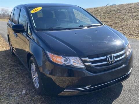 2017 Honda Odyssey for sale at Mr. Car LLC in Brentwood MD