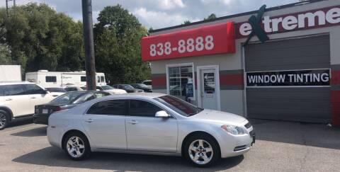 2010 Chevrolet Malibu for sale at Extreme Auto Sales in Plainfield IN