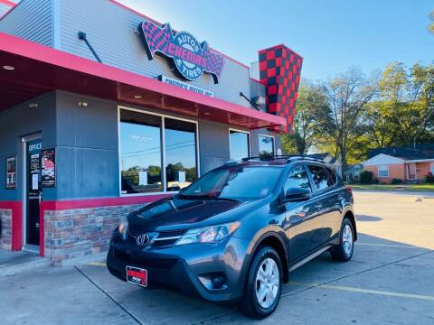 2014 Toyota RAV4 for sale at Chema's Autos & Tires in Tyler TX