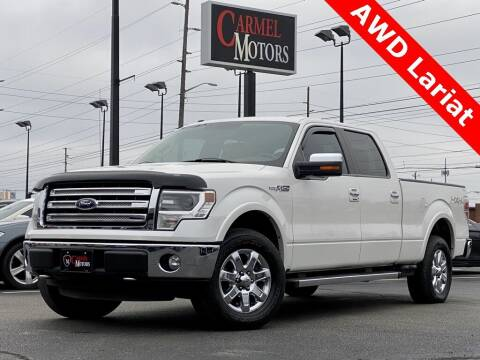 2014 Ford F-150 for sale at Carmel Motors in Indianapolis IN