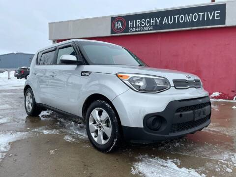 2018 Kia Soul for sale at Hirschy Automotive in Fort Wayne IN